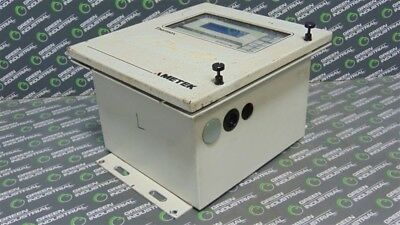 USED Ametek Thermox Series 2000 Gas Analyzer Controller Assembly