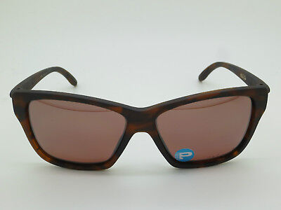 OAKLEY HOLD ON OO9298-07 Matte Tortoise/ VR28 Black Iridium Polarized Sunglasses
