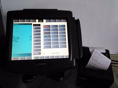 Aloha POS Terminal - Radiant 1220 w/Windows 8 - PCI Compliant
