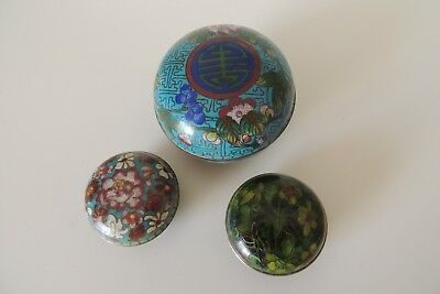 Cloisonne-Emaille-Dose-China-