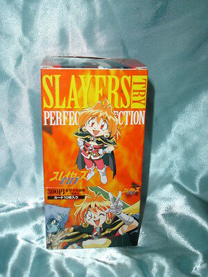 Slayers Try Trading Card Box Anime Japanese Import *New/ Unopened*