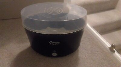 Tommee Tippee electric steam sterilizer - Black