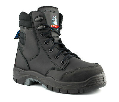 Steel Blue Torquay 617539 composite safety toe boots SIZE AUS/UK: 8 USA:9