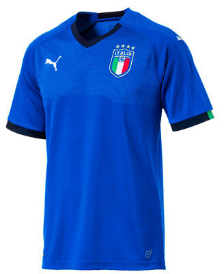 Puma Italy Home Football Shirt 2018