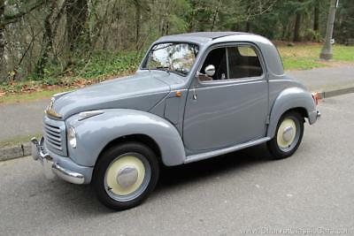 1951 Fiat 500 Topolino Convertible Saloon - Excellent! See VIDEO 1951 Fiat 500 Topolino Convertible Saloon - Excellent! See VIDEO.