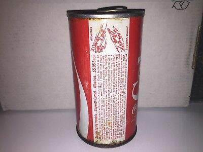 Coca Cola coke can from USA