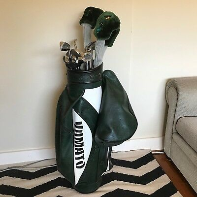 Yamato Golf Club Set and Bag