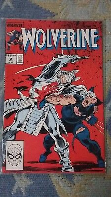 Wolverine 2 high grade white pages