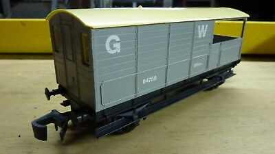 Lima Great Western Toad Guards Van