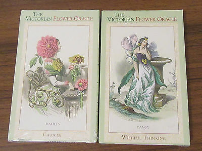The Victorian Flower Oracle Card Deck