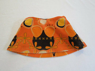 Vintage, Retro Baby Skirt - Size 6 months - 1960s