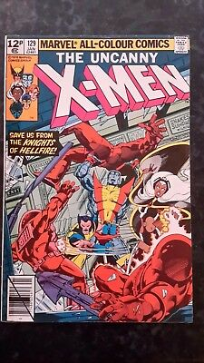 Uncanny X-Men #129 (Jan 1979) - introduction of Kitty Pryde & Emma Frost