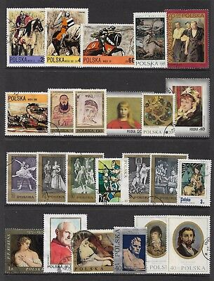 POLAND - mixed collection No.44, Art, Paintings