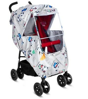 [HeBros] Elegance Beta Stroller Weather Shield / Rain Cover [HeBros USA]