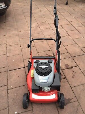 Rover 4 Stroke Lawnmower mower Brand New With Catcher