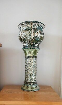 Regency Ironstone Jardiniere * Hall Marked * Excellent Condition * Vintage