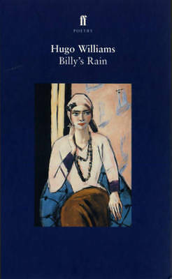 Billy's Rain, Hugo Williams, New