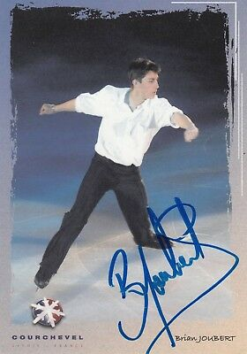 BRIAN JOUBERT *FRA* > World Champion 2007 - sign. AK