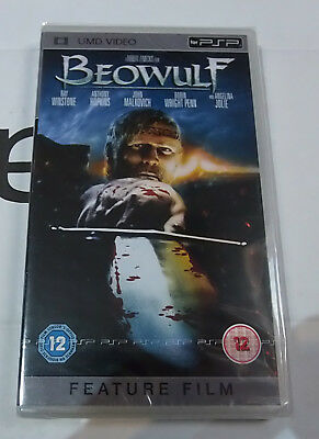 Beowulf (New and Sealed) Sony PSP UMD Video Movie