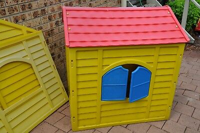 Little Tikes Cubby House With Spare Replacement Pieces Pickup Sydney