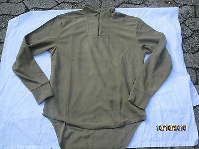 Combat Undershirt Thermal,Light Olive,PCS,Gr. 180/100,langarm Unterhemd