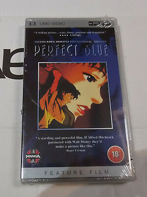 Perfect Blue (New and Sealed) Sony PSP UMD Video Movie