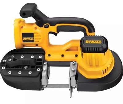 New DeWalt DCS370B 18V Cordless Band Saw Bare Tool only Free Shipping