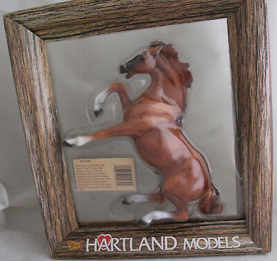 "Hartland Horse #247 Steven, 9"" Mustang In Red Dun Or Chestnut, Nib, Made 1988-90"