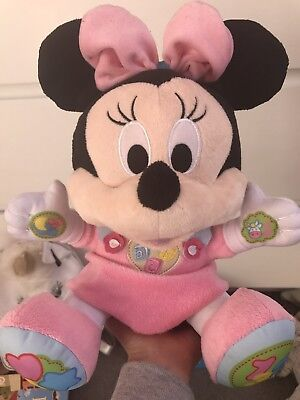 Minnie Mouse - Singing And Talking Toy