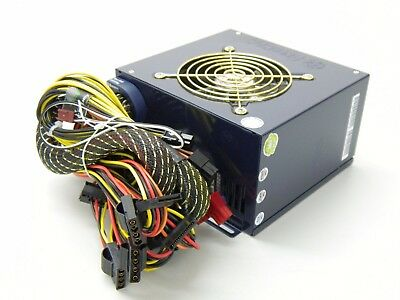 Enermax EG425AX-VE(W) Noisetaker Power Supply, SFMA, 420W, 2 Fans, ATX/BTX, NEW