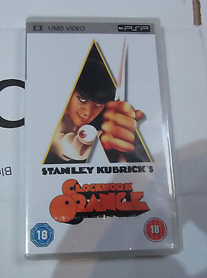 A Clockwork Orange  (New and Sealed) Sony PSP UMD Video Movie