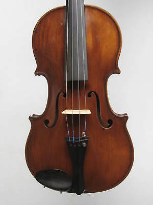 """Rare Beautiful Antique 15.5"""" Viola in Playable Condition  **  Excellent Tone  **"""