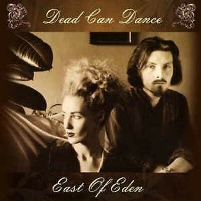 DEAD CAN DANCE East Of Eden - LP / White Vinyl - Limited 100