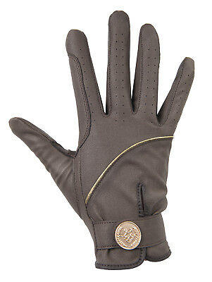 Lauria Garrelli Riding Gloves - Queens - Limited