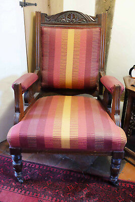 Pair of Edwardian Armchairs in extremely good condition
