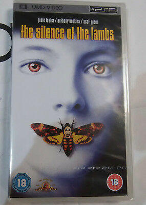 The Silence of the Lambs   (New and Sealed) Sony PSP UMD Video Movie