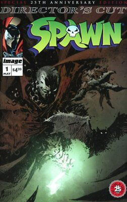 SPAWN ISSUE 1 - 25th ANNIVERSARY DIRECTOR'S CUT - ASHLEY WOOD VARIANT COVER