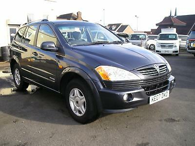 Ssangyong Kyron 2.0TD  [ SOLD ]