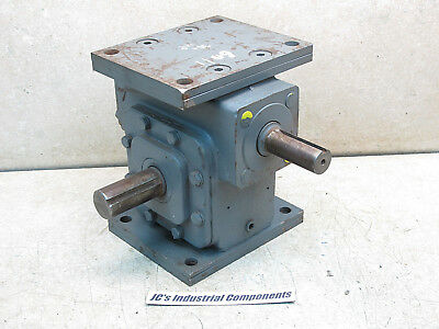 Winsmith,  60:1 Ratio,  924  Gear Reducer,  Shaft Drive,  896 Inch Pounds