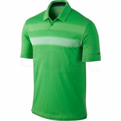 Nike Golf Polo Major Moment Vapor 639937-361 Größe M