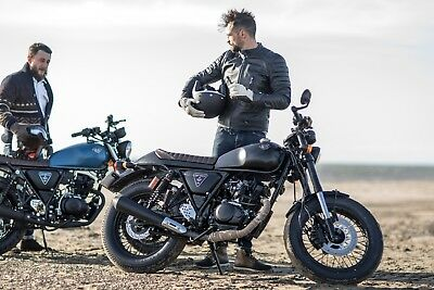 Cafe-Racer Scrambler Archive Motorcycle 125 Cc