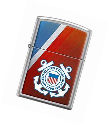 Zippo Coast Guard Lighters