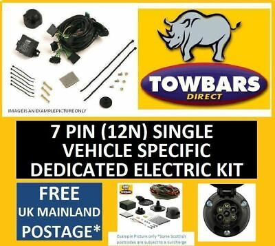 7 Pin Towbar Electrics BMW X1 E84  2009 to March 2014 Vehicle Specific Wiring