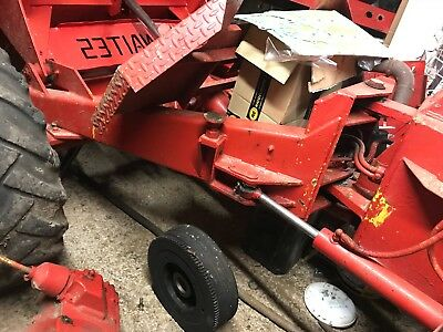 Thwaites 2.5 Tonne Dumper with Lister three cylinder &Lister two cylinder Engine