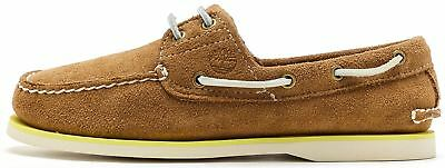 Timberland Earthkeepers Heritage 2 Eye Boat Shoes in Brown 6200A