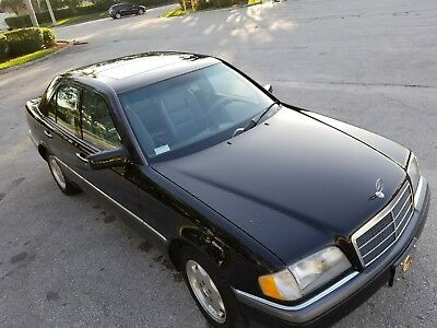 1995 Mercedes-Benz C-Class  only 55k miles 1 owner gorgeous 95 c280