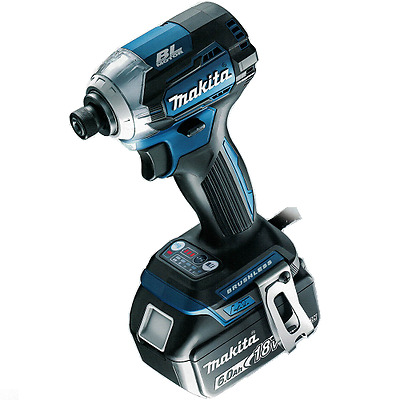 Makita TD170DZ impact driver Blue TD170DZ 18V body only Latest made in japan
