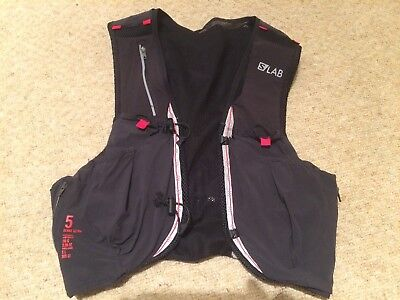 Salomon S lab 5 Set ltr running vest size small