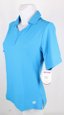 Wilson Damen Poloshirt Rush  Pool Gr. S Funktionsshirt Trainingsshirt Shirt