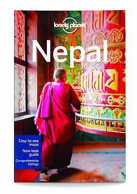 Lonely Planet Nepal by Bradley Mayhew, Lonely Planet, Stuart Butler, Lindsay Bro